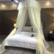 Suspended Ceiling Mosquito Net Dome Double Princess Wind 1.2 m 1.5 m 1.8m Bed Floor Home Mosquito Net