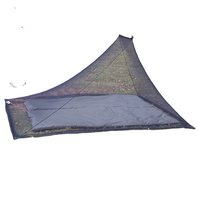 Anti- insects Outdoor Camping Tent Travel Trapezoid Mosquito Nets