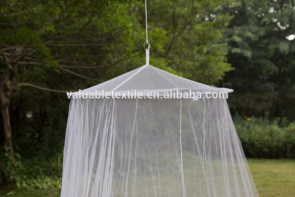 Long Lasting Insecticides Treatedoutdoor Indoor and Outdoor Umbrella Type Mosquito Net