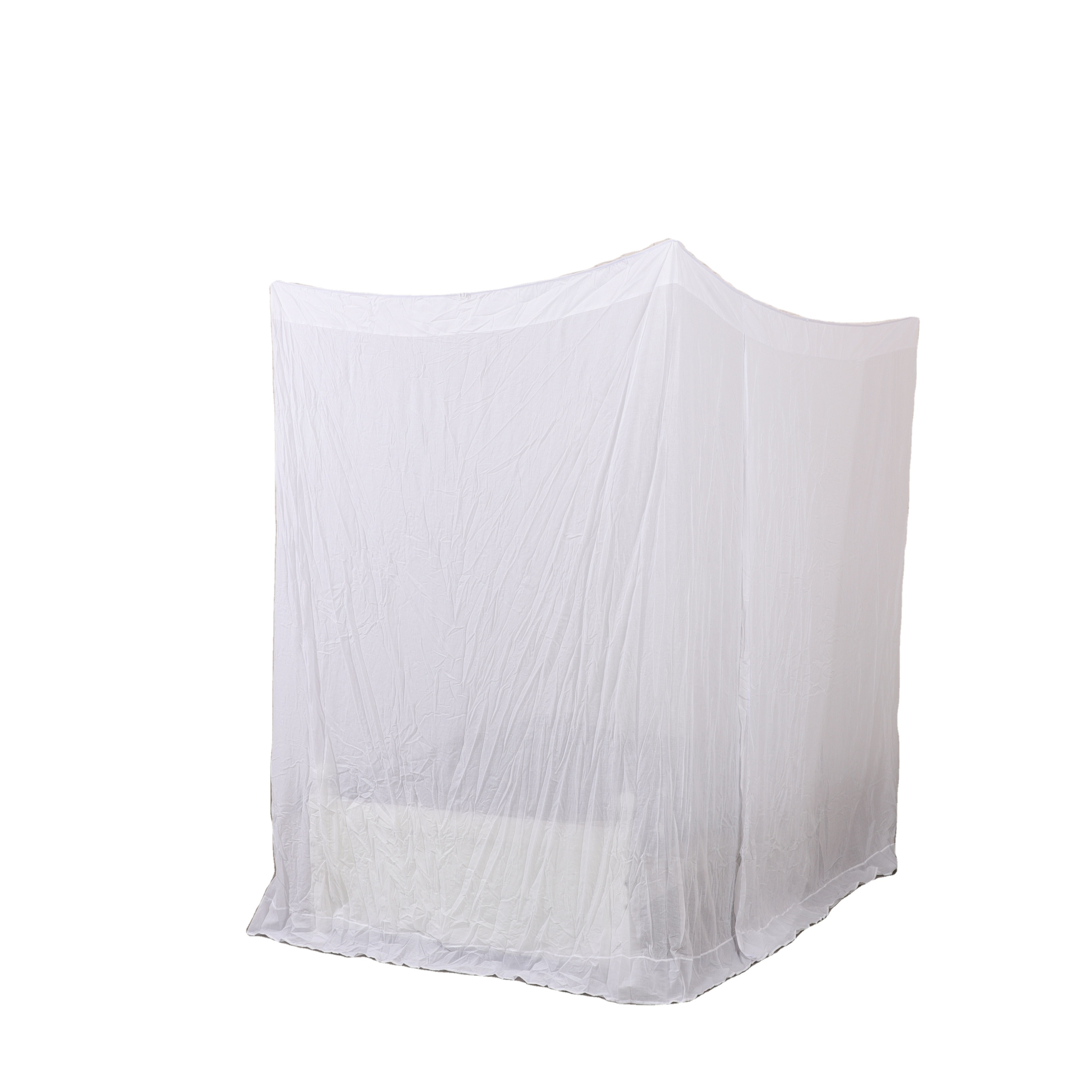 Mosquito NET Bed Canopy Bed of All Sizes Net Easy Care Machine Washable Cotton Mosquito Netting