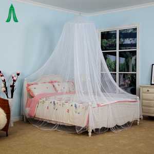 Luxurious Bed Beautiful Hanging Mosquito Net With Luminous Stars