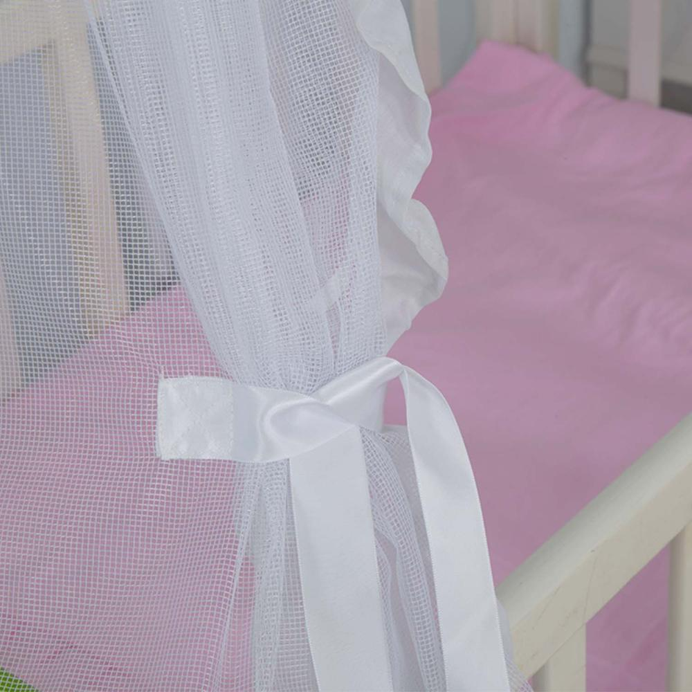 OEM portable baby bed cot mosquito net with stand