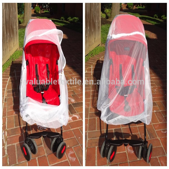Lightweight Baby car seat mosquito net