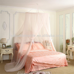 100% Polyester Anti Mosquito Foldable Round Mosquito Net for Sale