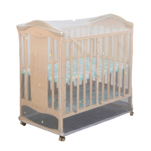 Hot Sale Infant Luminous Star Full-Cover Nets Baby Crib Mosquito Nets