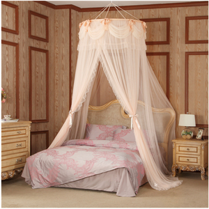 Beautiful Single Bed Canopy Mosquito Net