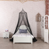 2020 New Product Glowing In The Dark Firefly Black Hanging Mosquito Net