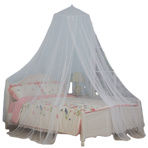 Hot Sales Beautiful White Luminous Stars in The Dark Mosquito Net