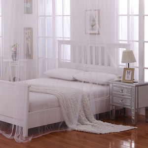 Good Quality Best-selling 4 Poster 100% Polyester Bed Canopy Mosquito Net for Adult/kids/children