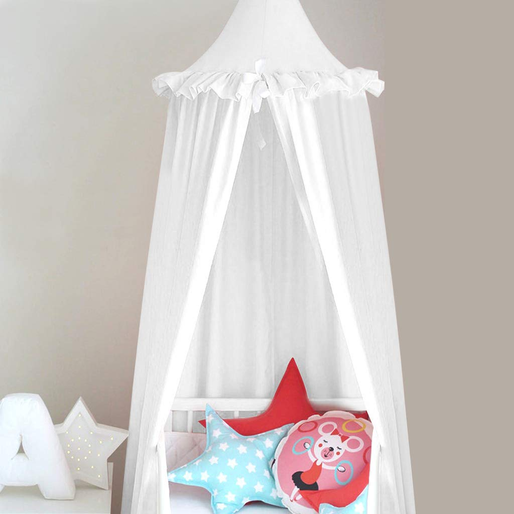 Playing Reading Mosquito Net Play Tent Bed Canopy Bedding for Kids