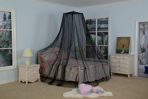 Free Samples 100% Nylon King Size Bed Mosquito Net