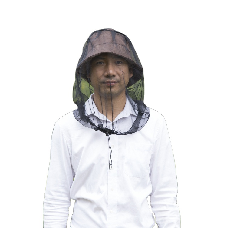 2020 Hot-selling Good Sewing Practical Anti-Insect Safety Mosquito Head Net