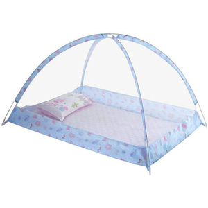 Good Ventilation Pop Up Kids Bed Mosquito Nets Tent with Zipper