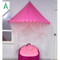 Kids Hanging Bed Wall Canopy Blue Color Wall Tent