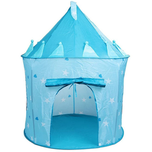 Princess Portable Kids Castle Play Tent Children Play Fairy House Toy Tents