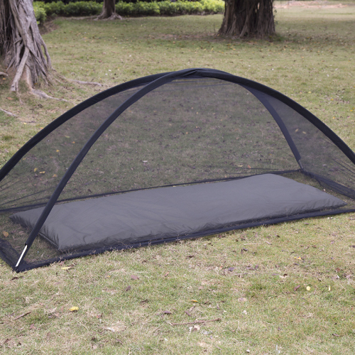 Mosquito Net Outdoor Single Bed Dome Net Tent For Hiking protected