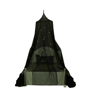 2020 Hot Selling Growing In The Dark Stars Theme Set Bed Canopy Mosquito Net