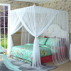 New 2018 100% Nylon Crown Mosquito Net for Double Bed