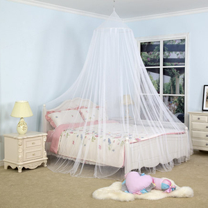 Mosquito Net Bed Canopy Mosquito Netting Large Screen Netting Bed Canopy Circular Curtain Keeps Away Insects And Flies