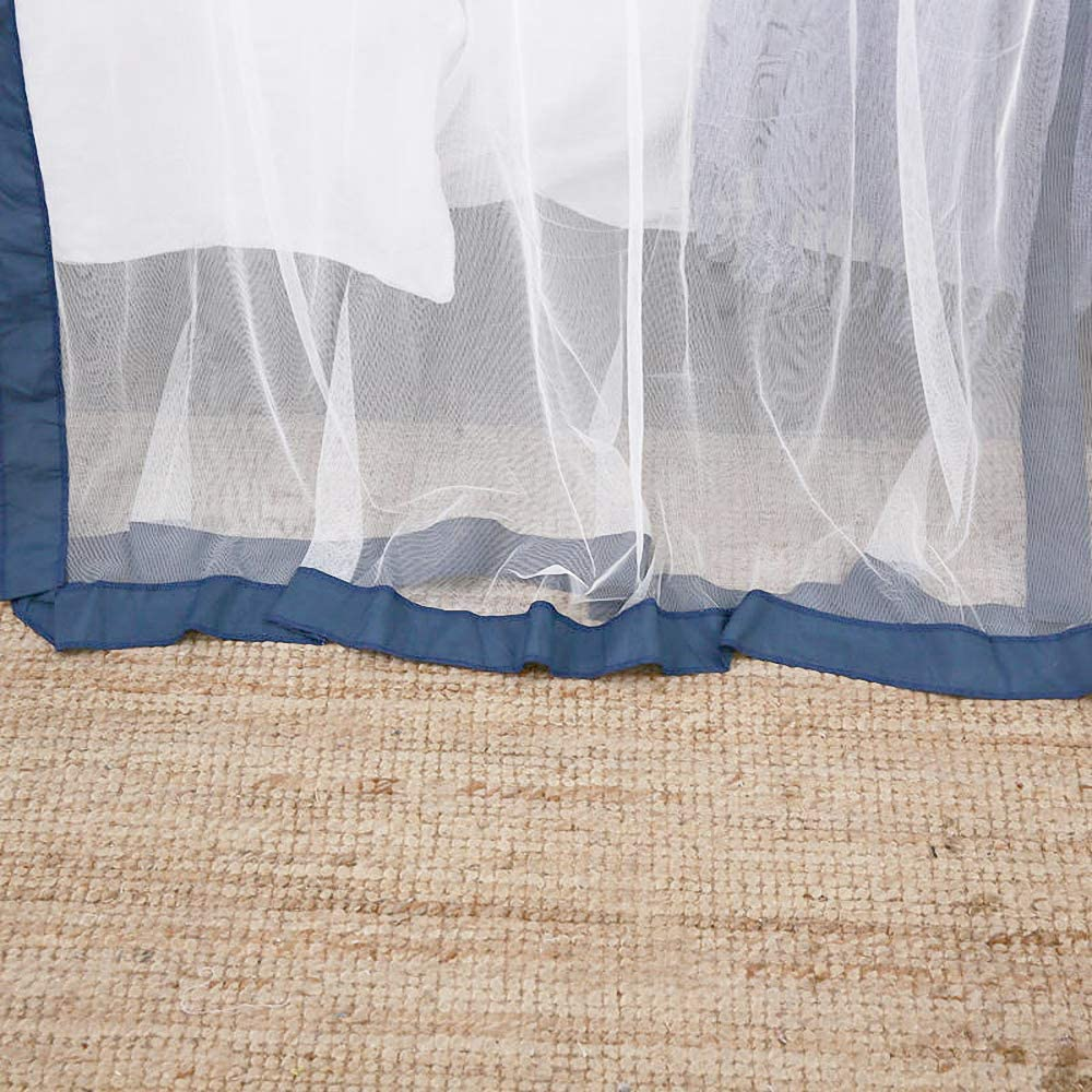 Bed Canopy Curtains Princess Hanging Mosquito Net Bed Canopy for Babies Adult Kids