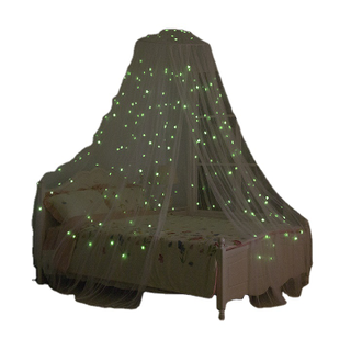2020 Hot Sale Fantasy Glowing Stars Hanging High Quality Mosquito Net