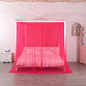 Newest Style Exotic Hotel Queen Family Size Hotel Adult Room Hanging Mosquito Bed Nets