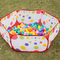 Portable Soft Toy Cute Kids Boys Storing Toys Play Tent For Indoor Outdoor