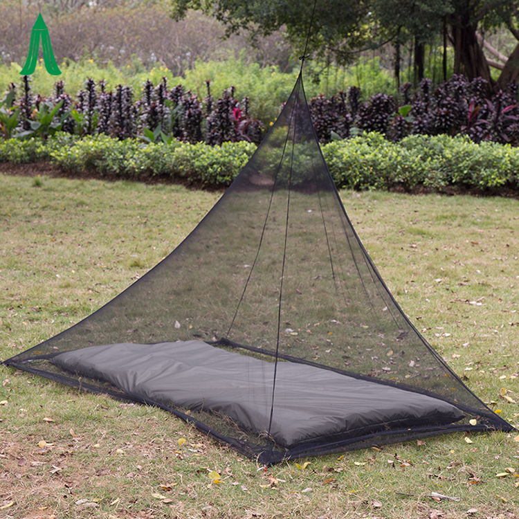 Single Bed Size Military Camping Insecticide Army Mosquito Net
