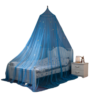 New Design Perfect Sewing Foldable Growing In The Dark Marine Animal Mosquito Net