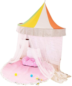 Popular New Game House Mosquito Net Bedroom Quick Fold Game Play Tent