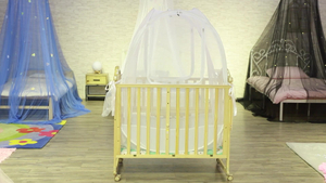 Protects from Insects Play Pop Up Tent Safety Crib Net