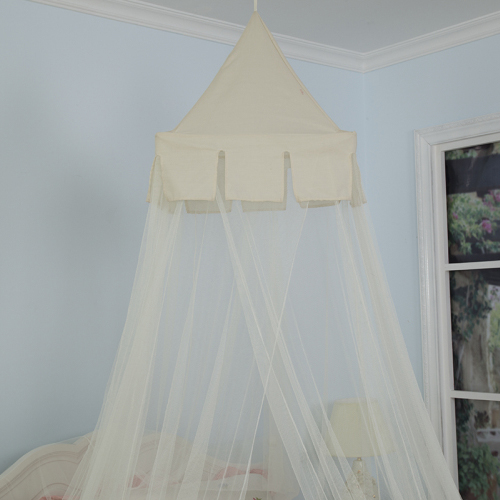 2020 Noble Castle Top Quick Easy Installation Hanging Curtain Mosquito Net